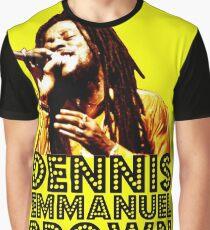 Dennis Emmanuel Brown Graphic T-Shirt
