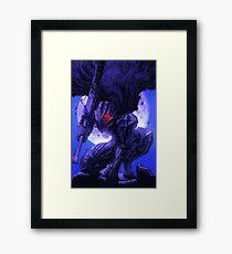 Berserker  Framed Print