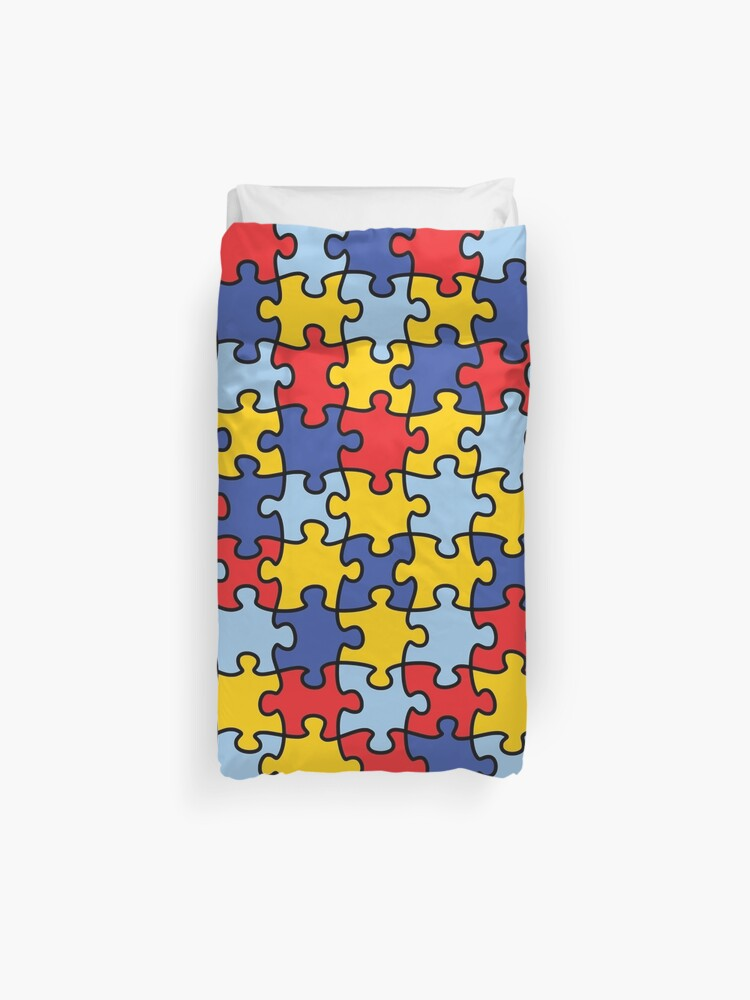 Women/'s junior fit V-Neck Details about  /Autism Awareness Support Jigsaw Puzzle Colored