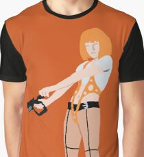 Leeloo - Fifth Element Graphic T-Shirt