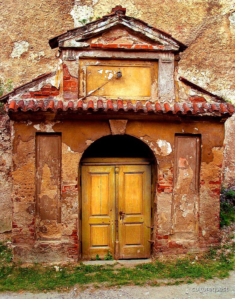 Back door, Rabi by culturequest