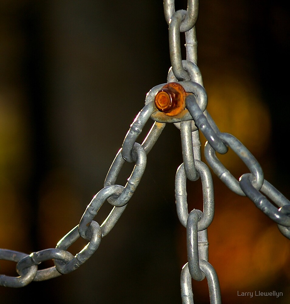 Rust Chained by Larry Llewellyn