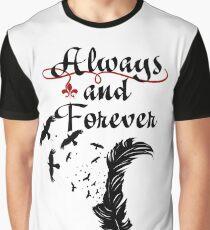 Camiseta gráfica Klaus. Siempre y para siempre.