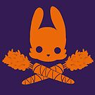 Bunny Jolly Roger by ElinoreG