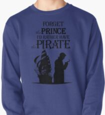I'd rather have the Pirate! Pullover