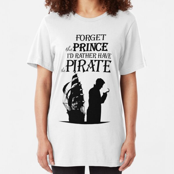 I'd rather have the Pirate! Slim Fit T-Shirt