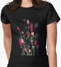 Pink flowers on the field T-Shirt