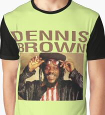 The Almighty Dennis Brown Graphic T-Shirt