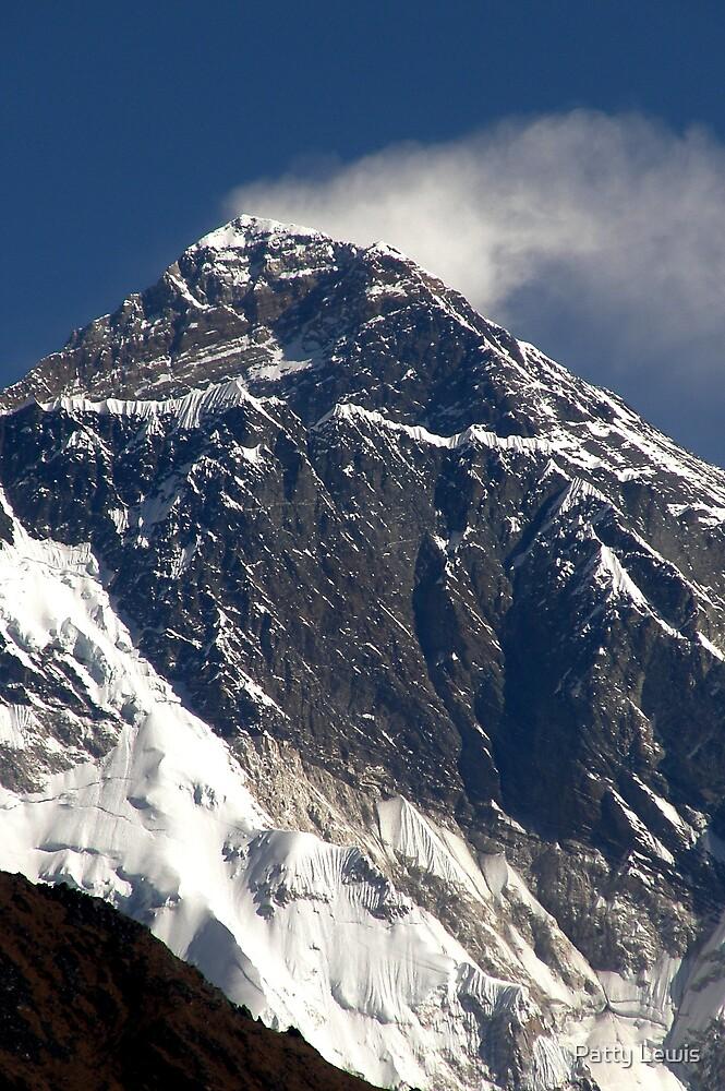 Mt. Everest Summit by Patty Lewis