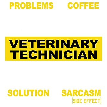 VETERINARY TECHNICIAN by morrowfrazier