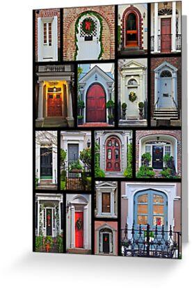 Doors of Charleston by mrthink