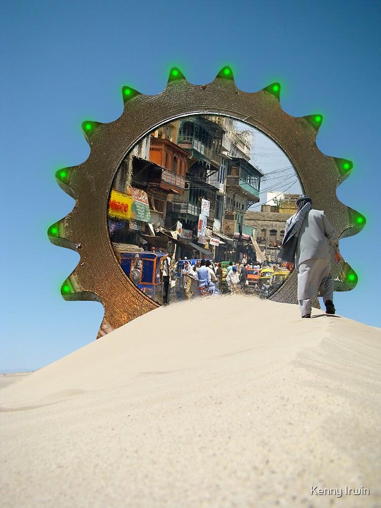I think I finally got my Stargate to Pakistan Working Again by Kenny Irwin
