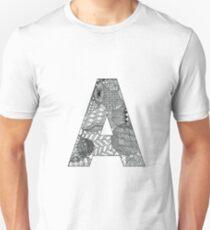 Zentangle A Unisex T-Shirt