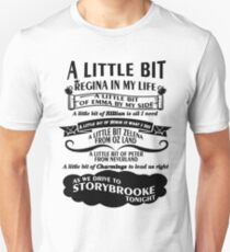 A little bit Regina... Unisex T-Shirt