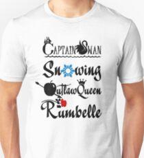 Ships Unisex T-Shirt