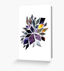 National geographic greeting cards redbubble purple star burst collage greeting card m4hsunfo