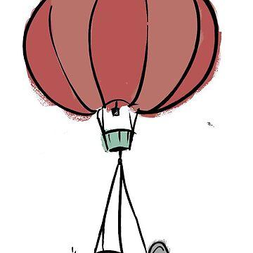 Balloons by Maxiomatic