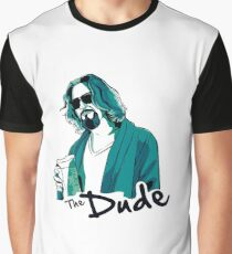 The Dude, The big Lebowski Graphic T-Shirt