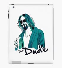 The Dude, The big Lebowski iPad Case/Skin