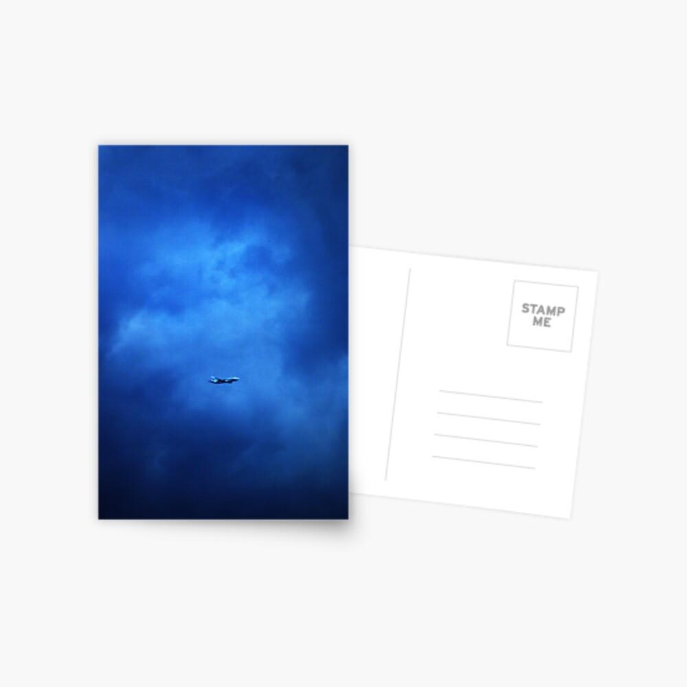 Departing Terra Forever Postcard