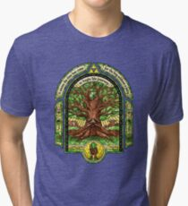 The Legend of Zelda -  Ocarina of Time Tri-blend T-Shirt