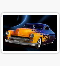 1950 Mercury 'Dream Boat' Custom Coupe II Sticker
