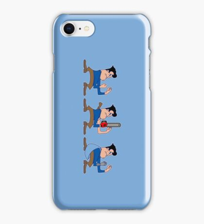 Fighting 3 iPhone Case/Skin