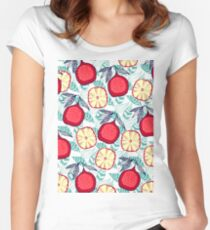 The Fruits Power Women's Fitted Scoop T-Shirt