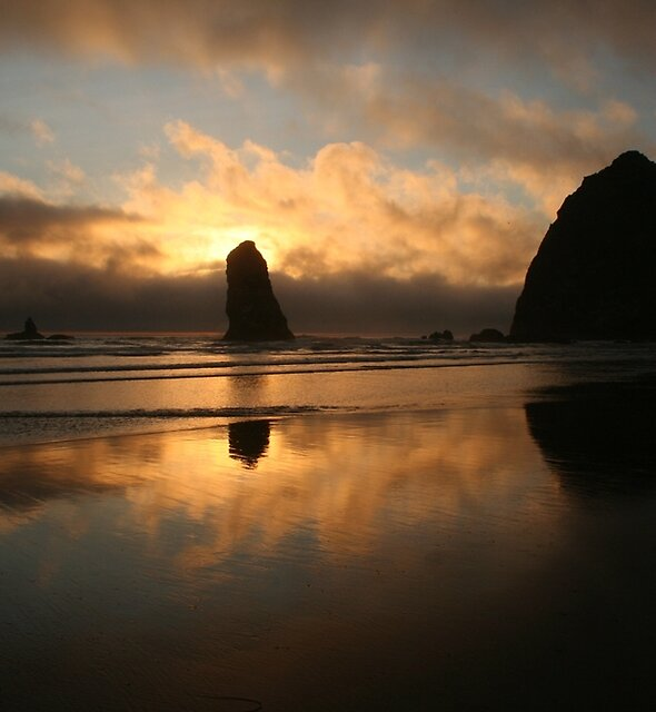 Creation At Twilight by Ran Richards