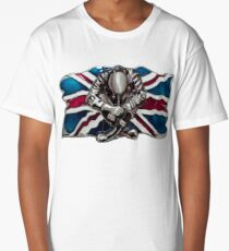 Skinhead UK Long T-Shirt