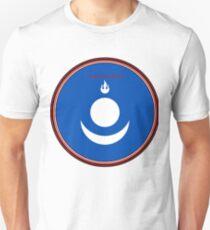 Genghis Khan Battle Seal Unisex T-Shirt
