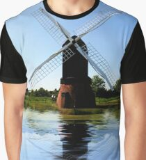 Windmill of your mind Graphic T-Shirt