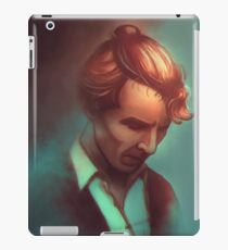 Sherlock In A Bun iPad Case/Skin