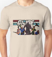G.I. Joe Animated series Unisex T-Shirt