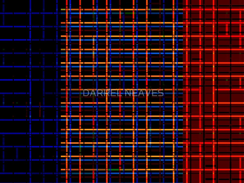 ReD GriD by DARREL NEAVES