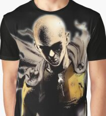 One punch man serious Graphic T-Shirt