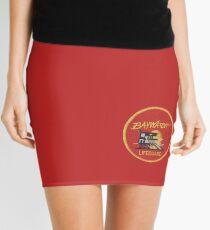 Baywatch badge - uniform Mini Skirt