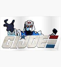G.I. Joe Animated series Poster