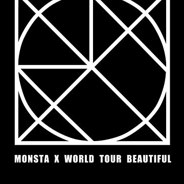Monsta X Beautiful World Tour - Guilty Version by slickchicken