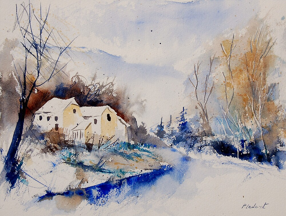 watercolor 080408 by calimero