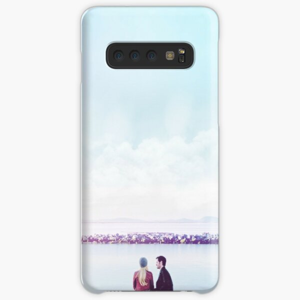 Captain Swan Phone case Samsung Galaxy Snap Case