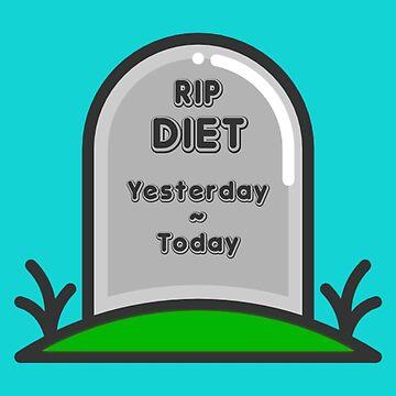 Rip Diet by ScakkoDesign