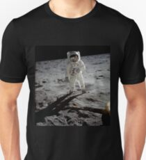 Vintage Iconic Man on the Moon Apollo 11 Unisex T-Shirt