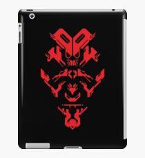 The Phantom Menace (plain) iPad Case/Skin