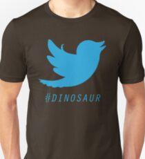 Hashtag Twitopteryx Unisex T-Shirt