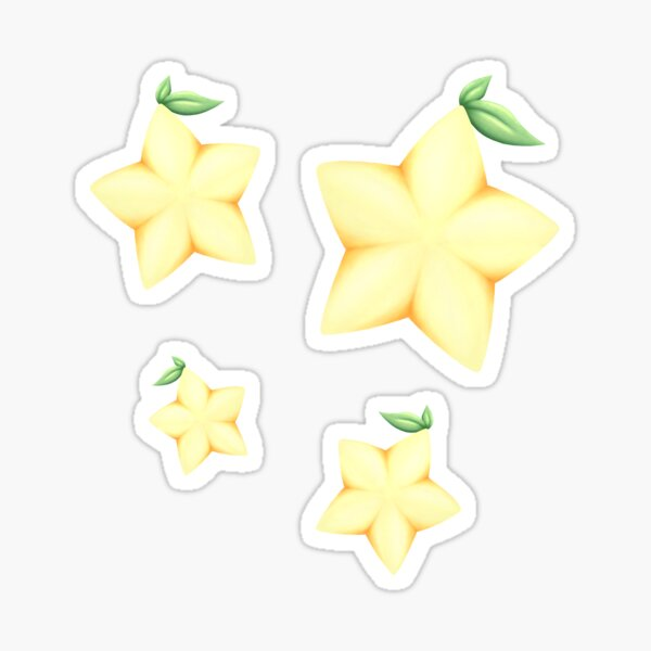 Paopu Fruit Sticker