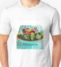 succulent garden Unisex T-Shirt