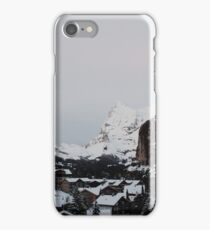 Eiger iPhone Case/Skin
