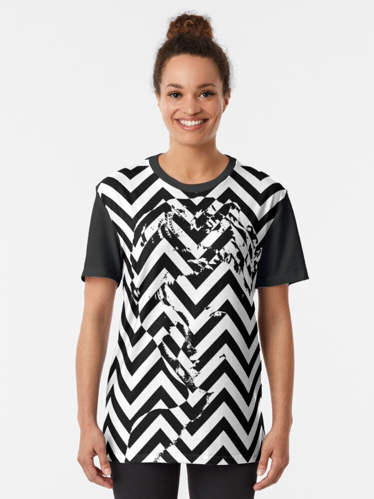 Alternate view of Twin Peaks - Laura Palmer Graphic T-Shirt