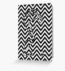 Twin Peaks - Laura Palmer Greeting Card